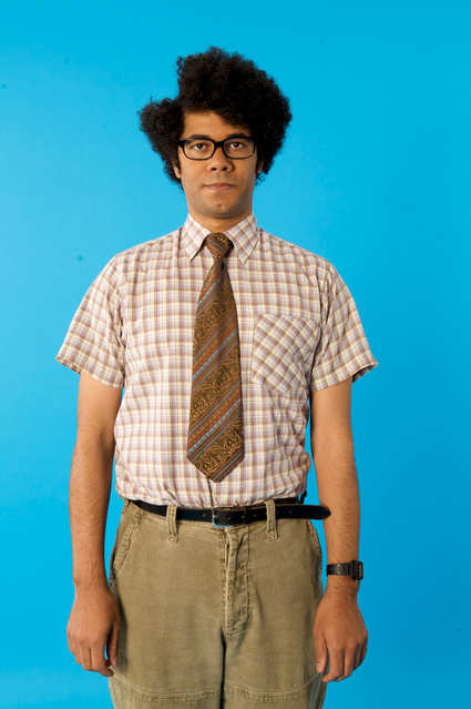IT crowd: Moss