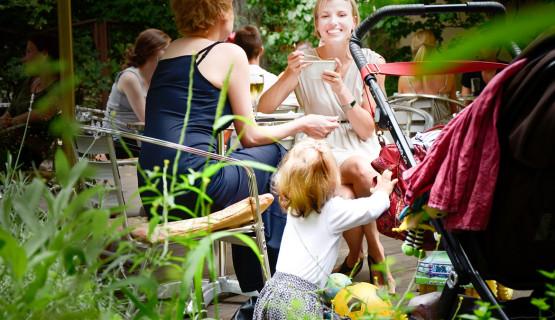 Bistro Zahrada – kavárna a bio obchod
