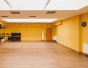 Studio Itaka - žlutý sál
