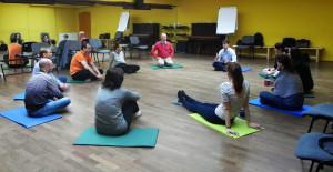 Rovnováha těla a mysli (Seminář Aikido Management) @ Studio Itaka | Praha | Hlavní město Praha | Česká republika