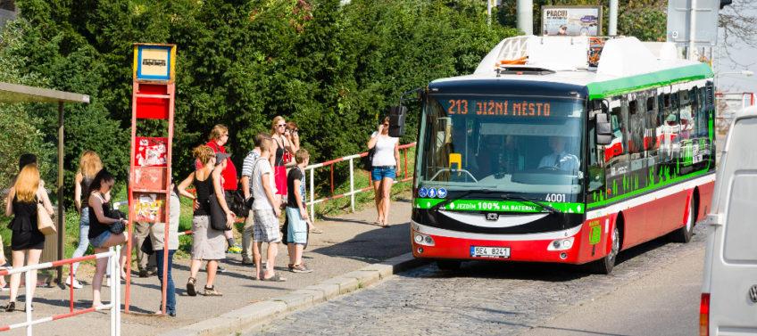 Mistr z autobusu (deník Metro)