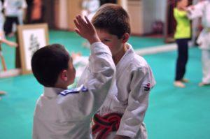 Nábor: aikido děti a mládež @ Prostor 8 | Hlavní město Praha | Česko